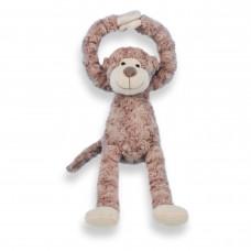 Slinger aap bruin