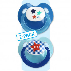 Lief! Spenen Boy 2-pack